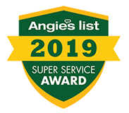 Angie's List Super Service Award 2019160